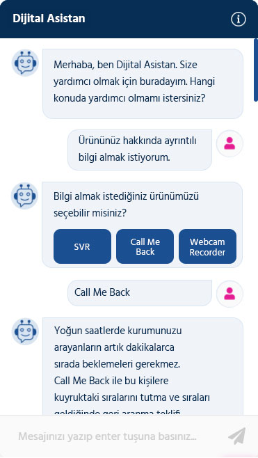 Chatbot Demo #2